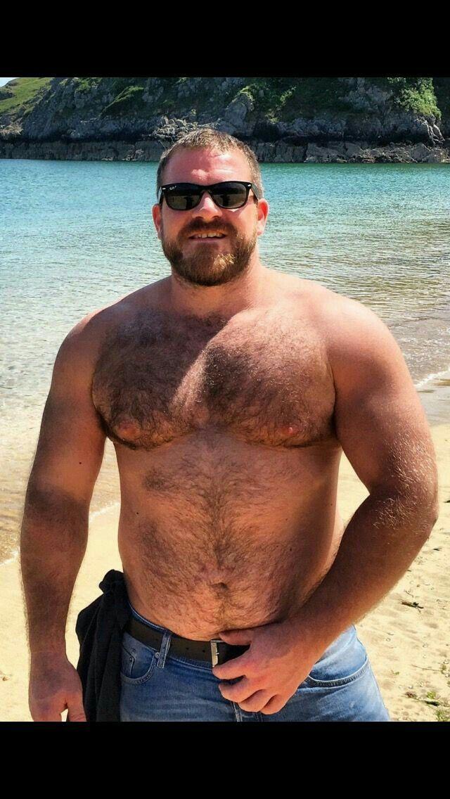 Pin by Jayne Praxis on big ursos | Beefy men, Muscle bear