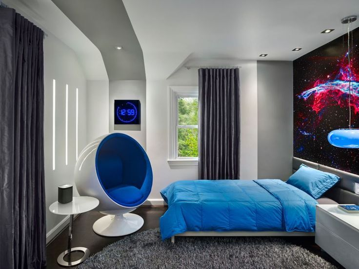 Inspiring Space Themed Room Ideas For Your Home Bedroom Design