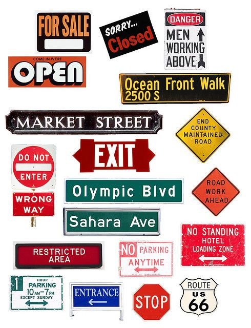 Signs | Flickr - Photo Sharing!