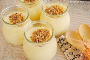 Neus cocinando con Thermomix: Natillas de naranja
