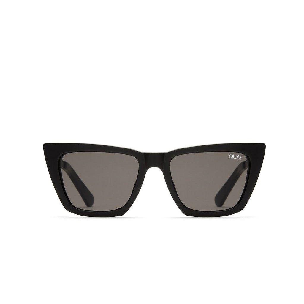 d7cfc7b1cd Don t   Me Sunglasses - Black   Smoke Lens in 2019