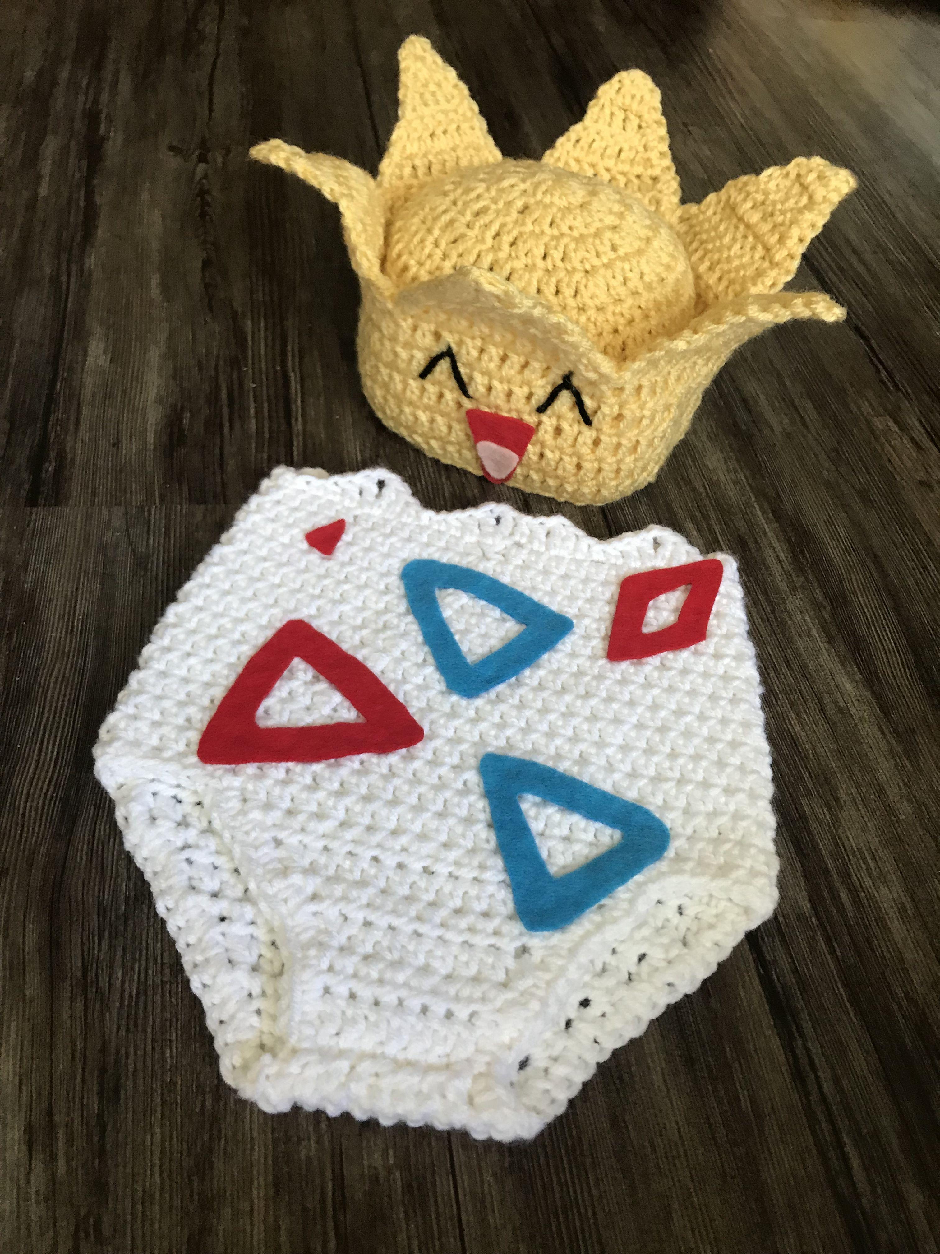 Handmade crochet Pokemon hat inspired Pokeball newborn to adult sizes handmade with or without earflaps option