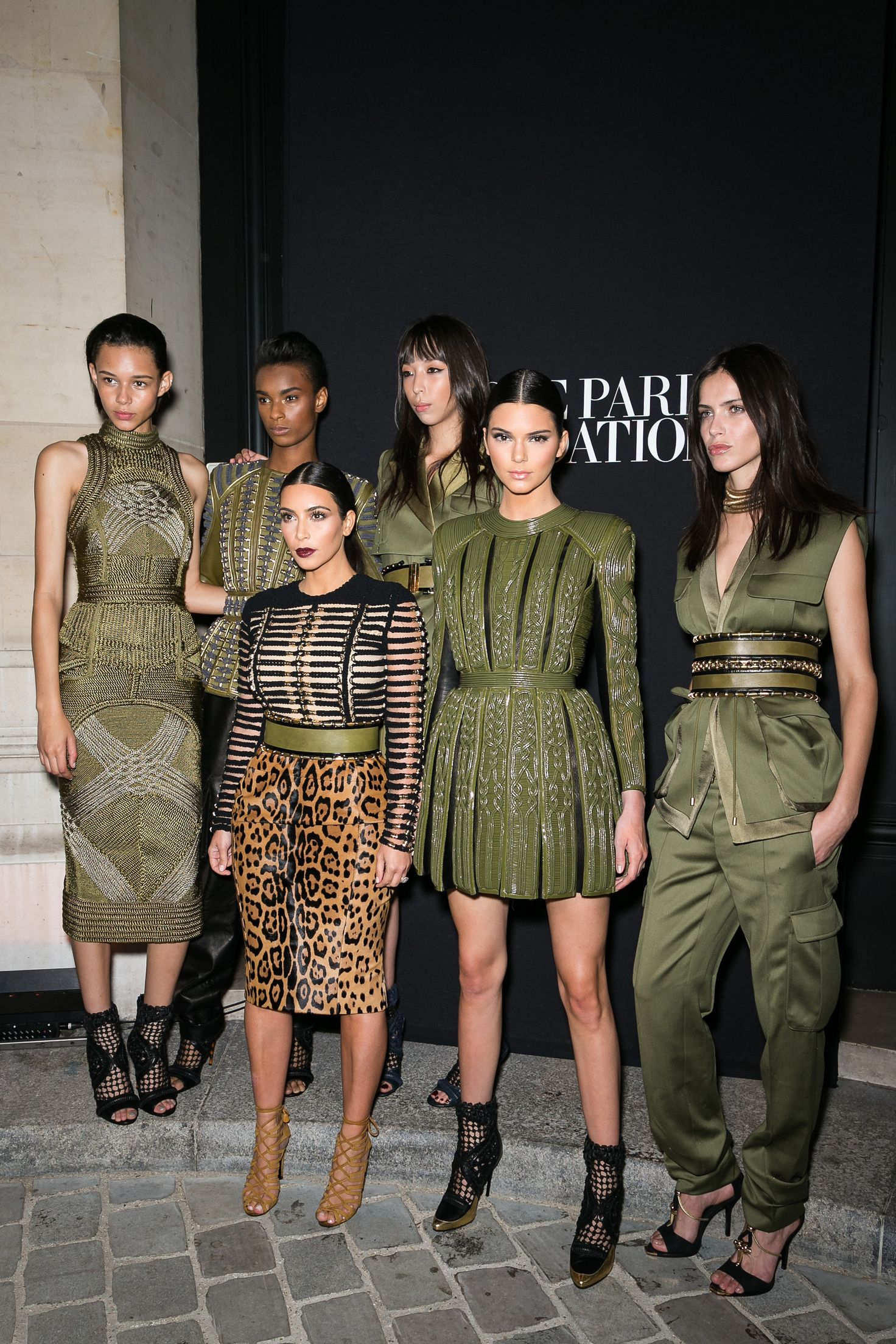 Kendall Jenner Height Comparison With Kourtney