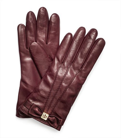 Tory Bow Gloves