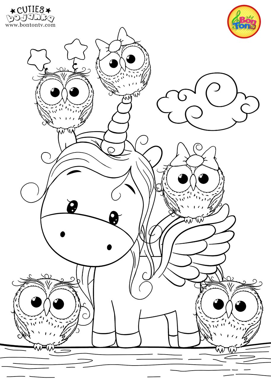 Good Images Coloring Books For Preschool Popular This Is Actually The Ultimate Help Guide Colouri In 2021 Unicorn Coloring Pages Baby Coloring Pages Owl Coloring Pages