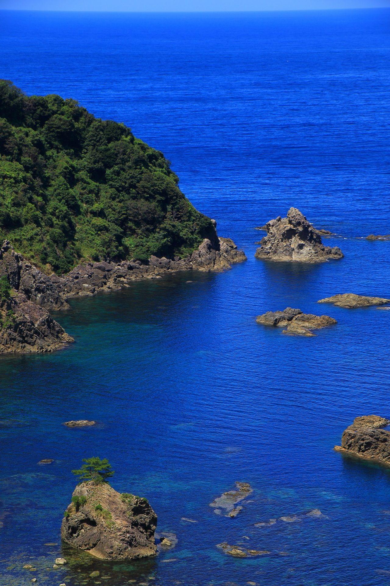 京都府 丹後半島 蒲入 日本の景色 田舎 風景 風景