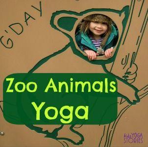 kids yoga ideas using children's books  yoga for kids