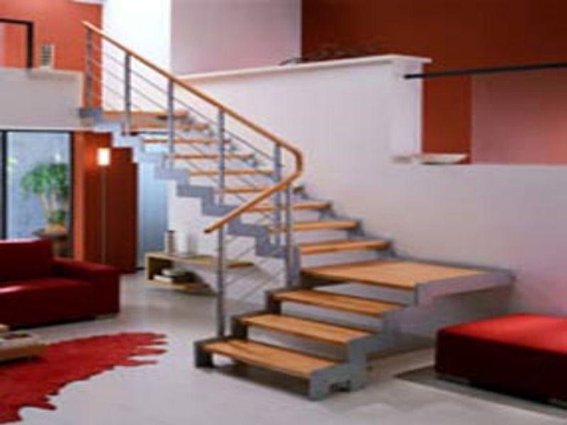 Herreria entrepisos escaleras rejas portones puertas 13528 - Puertas para escaleras ...