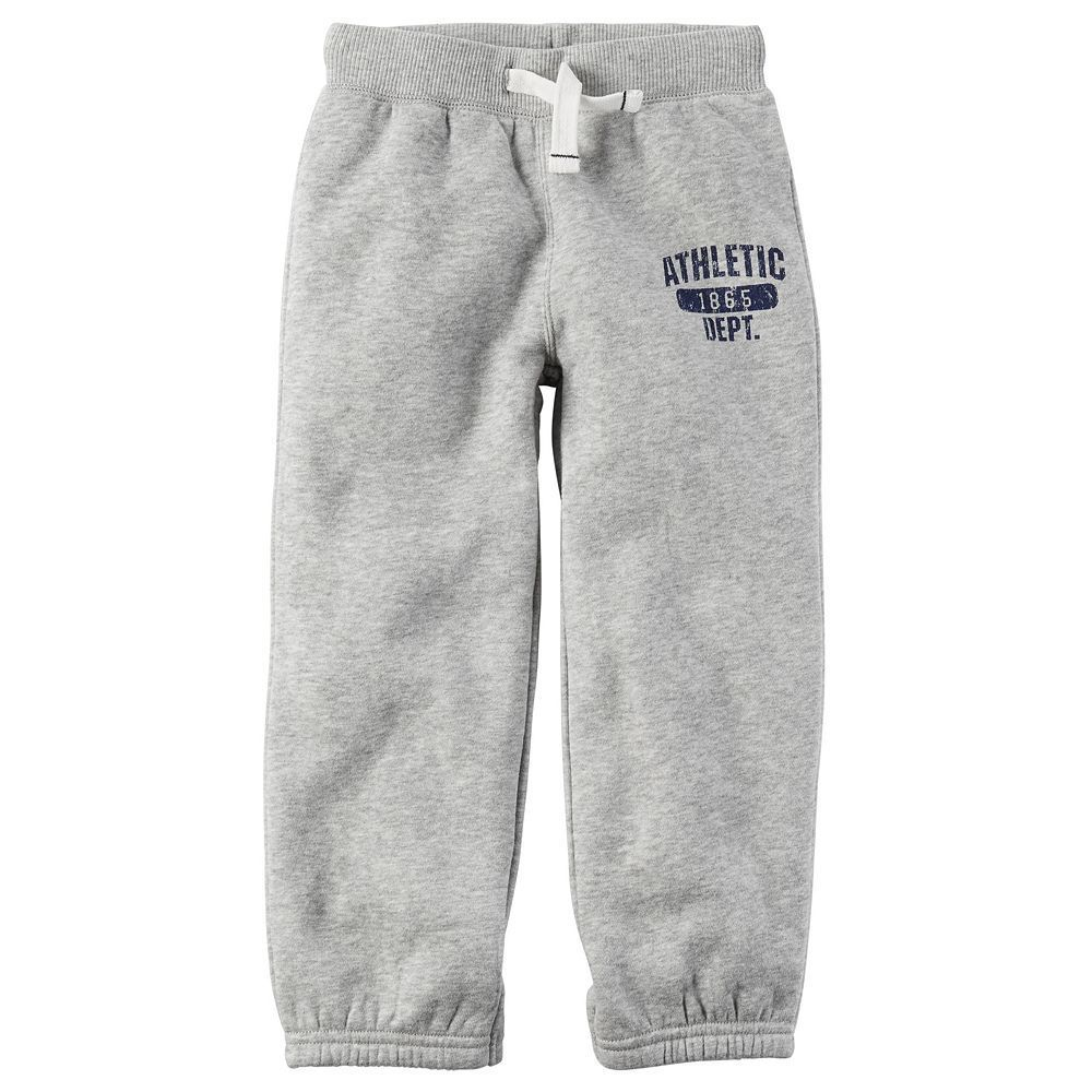 - Gray 12 Months Baby Carters Baby Boys Track Pants