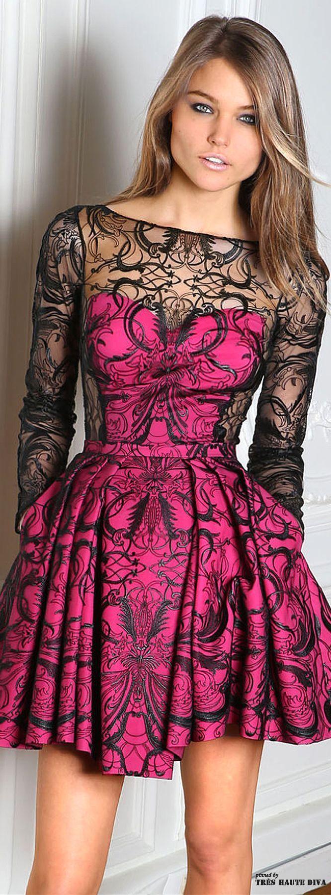 Fashion round | Vestidos de ocasión | Pinterest | Moda femenina ...