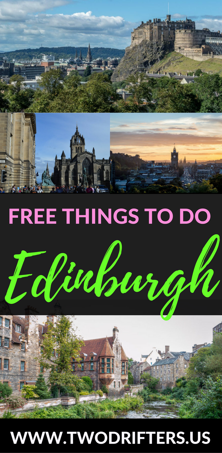 Free Things To Do In Edinburgh - 11 best things to see and do in edinburgh