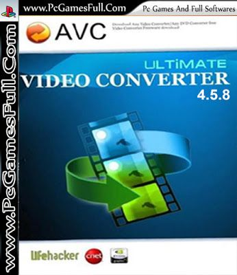 Any Video Comverter 4 5 8 Ultimate Is An All In One Dvd Ripper And