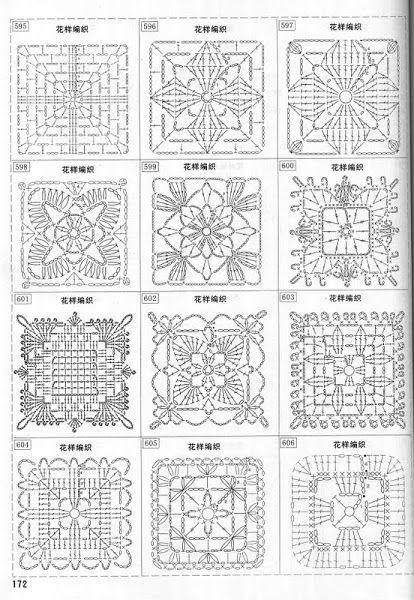 картинки салфеток вязание