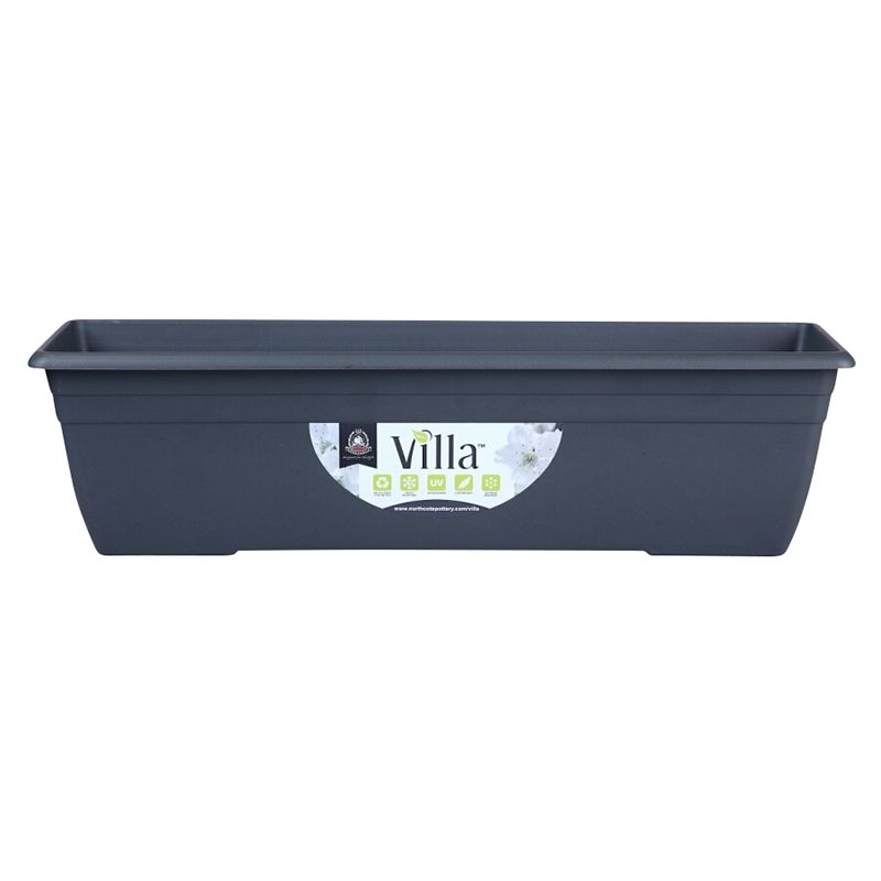 Find Northcote Pottery 600mm Graphite Villa Plastic Window Box at Bunnings Warehouse. Visit your local store for the widest range of garden products.