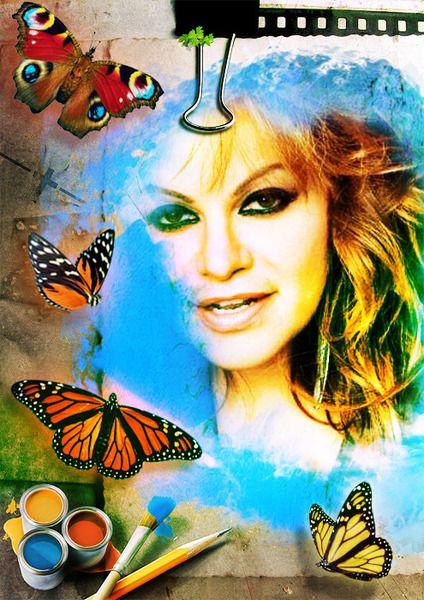 Marcos | PhotoFaceFun.com - PhotoFunia, efectos fotográficos en ...