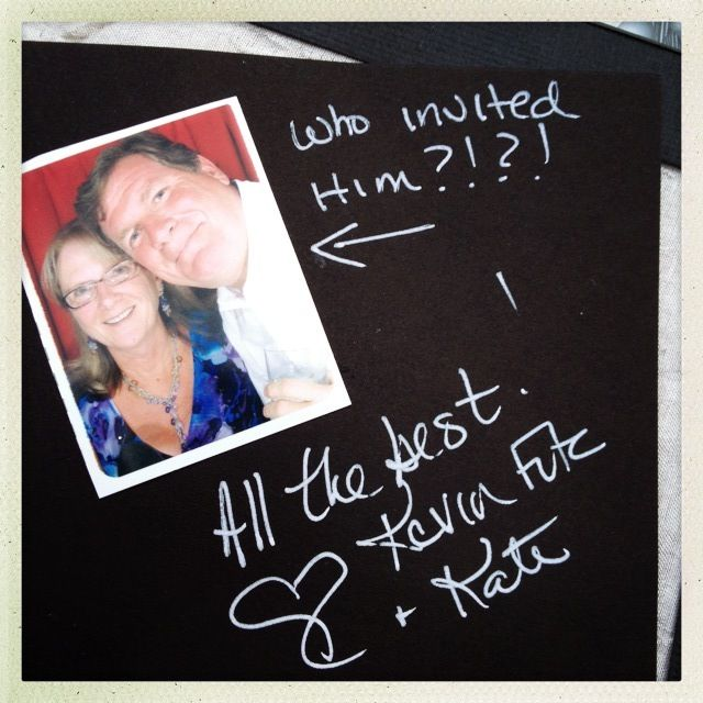 """Saratoga Photobooth Co. -- """"The best idea ever for a wedding.""""    Great Photobooths & Great Scrapbooks!"""