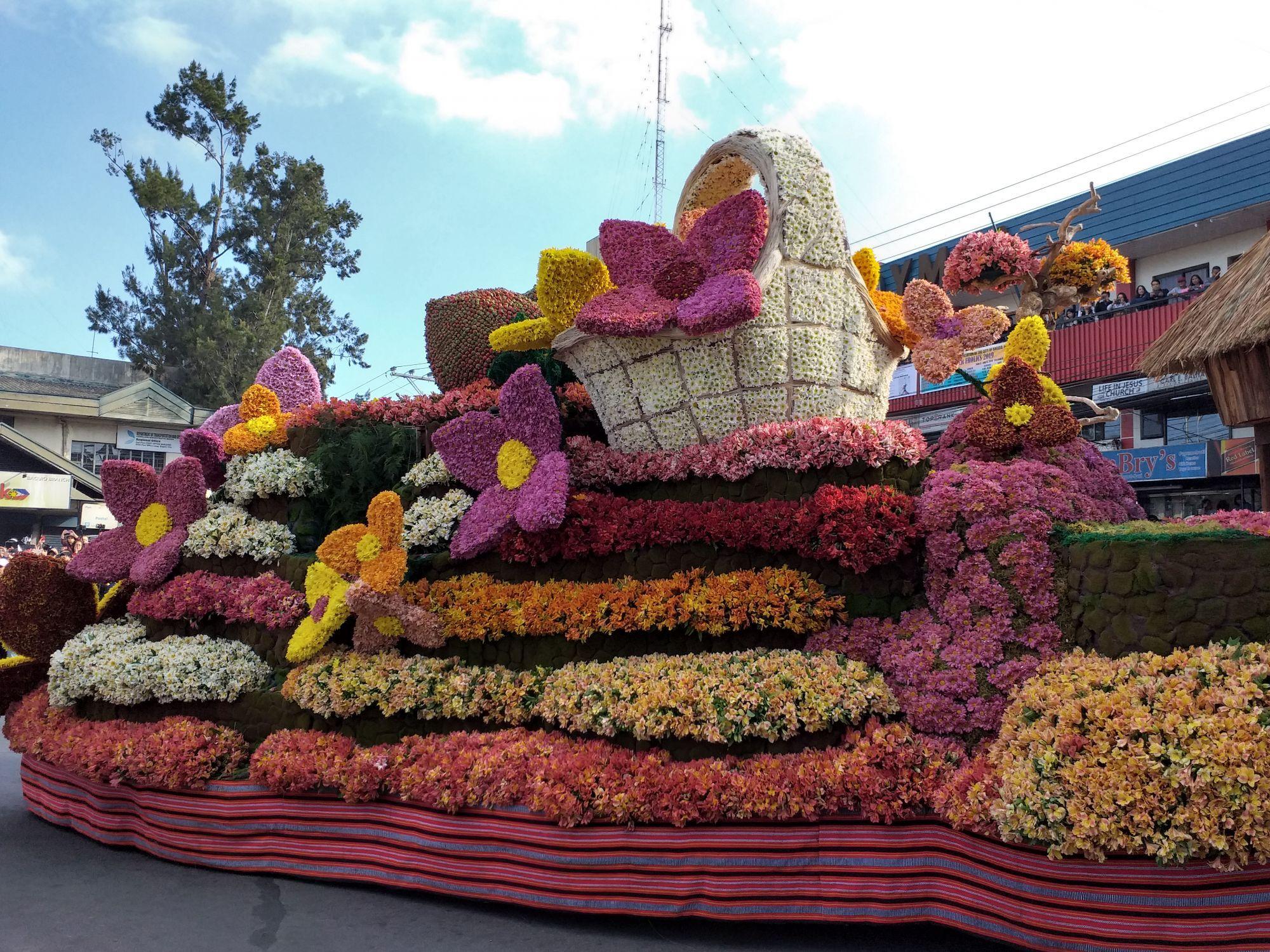 Baguio Blooms Forward at the 24th Panagbenga Festival