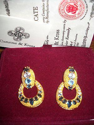 Camrose-Kross-Jacqueline-Jackie-Kennedy-Sim-Sapphire-Bold-Earrings