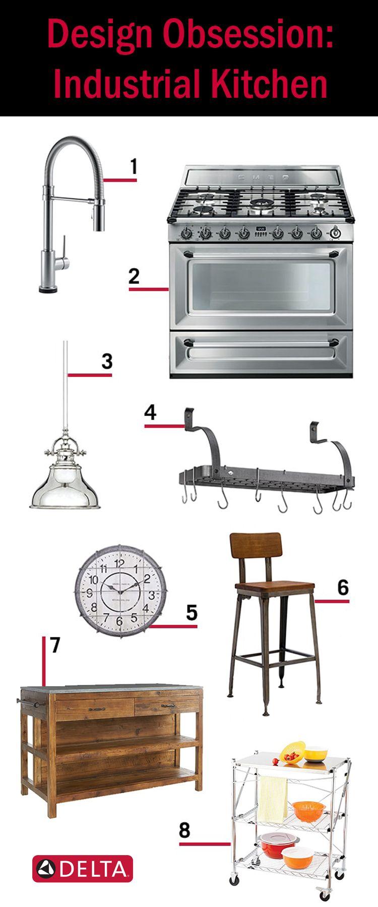 Kitchen Retro Design Ideas