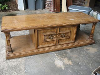 Vintage Chic Coffee Table Makeover Coffee Table Vintage Coffee Table Redo