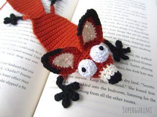Amigurumipatterns — Amigurumi pattern for Lisa the fox by designer...   240x320