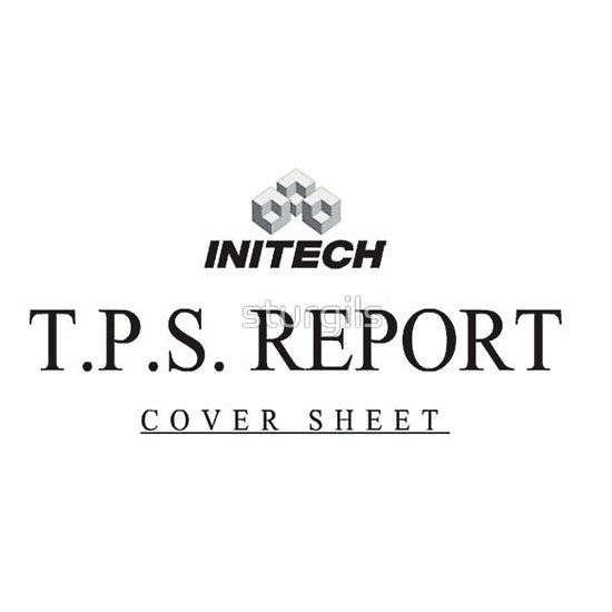 office space cover. Office Space TPS Cover Sheet Clothes