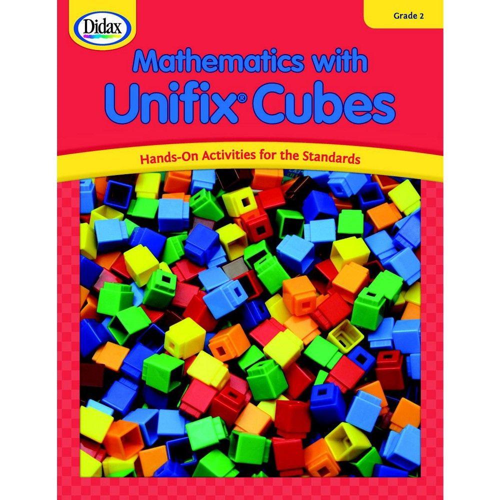 Didax mathematics with unifix cubes grade 2 unifix