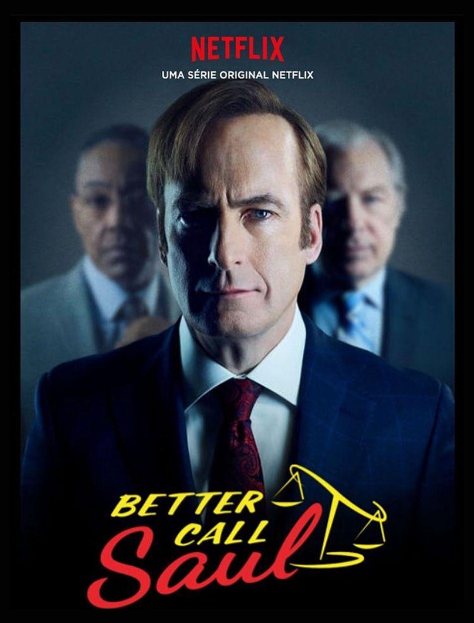 Better Call Saul Season 3 promotional art from Netflix