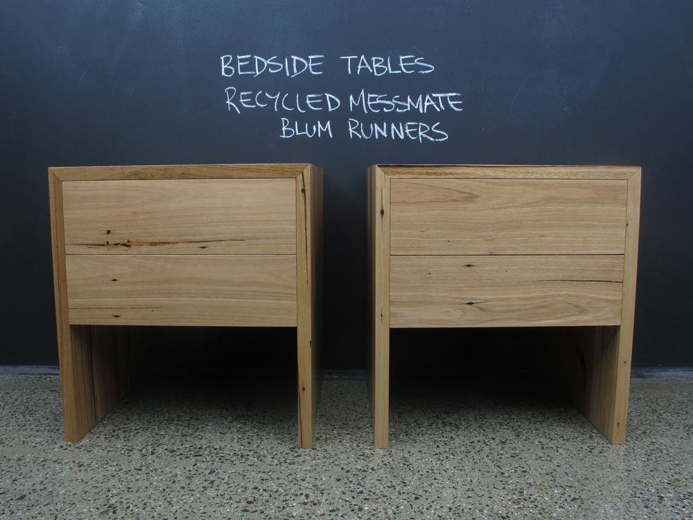 Melbourne Specialists In Custom Made Timber Bedside Tables Each Table Is To Ensure Only Quality Furniture Delivered Your