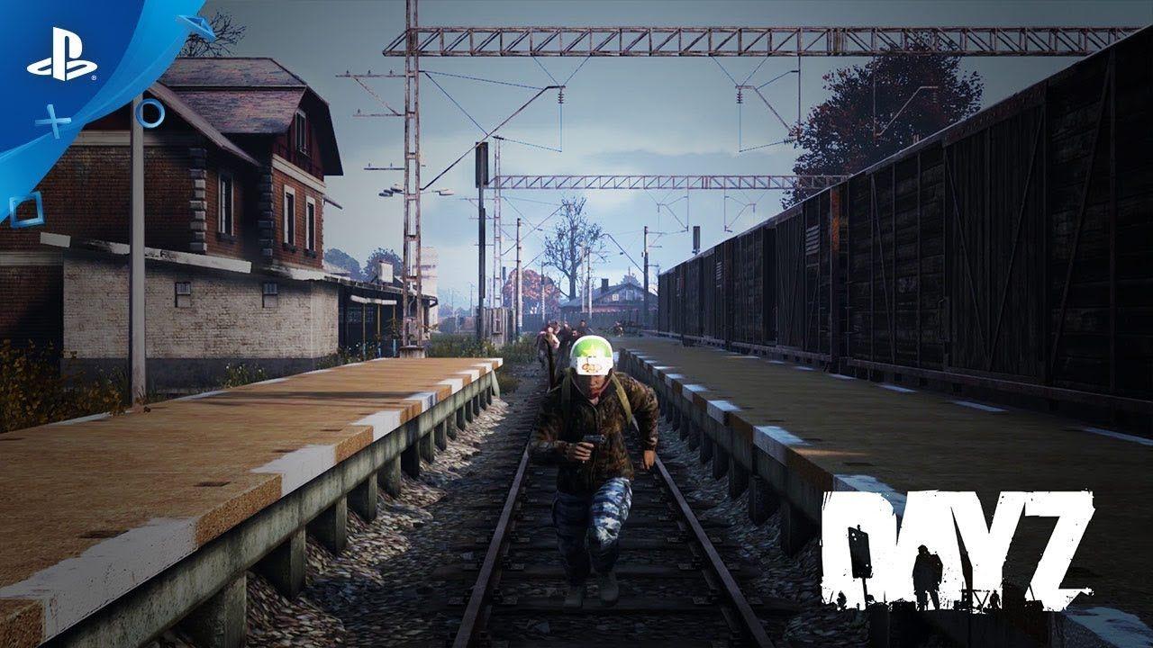 Dayz Gameplay Trailer Ps4