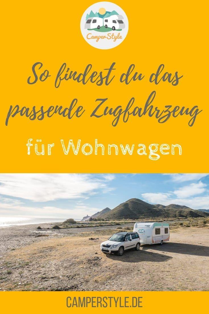 Ratgeber So Findest Du Das Passende Zugfahrzeug Fur Deinen Wohnwagen Wohnwagen Wohnwagen Kaufen Camper Kaufen