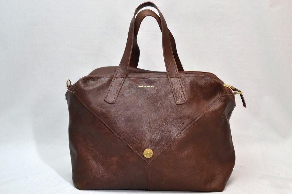 GLENN Sports Bag Brown