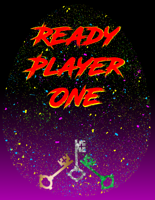 Pin By Cris Blake On Ready Player One Ready Player One Ready Player Two Ready Player One Movie