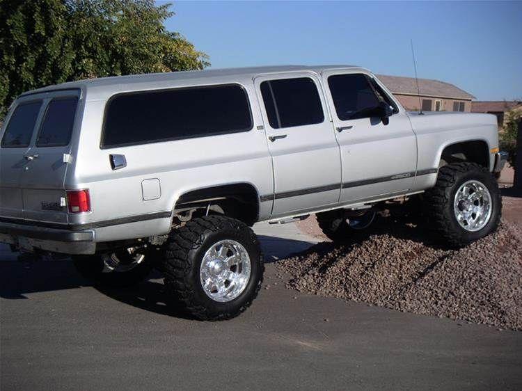 1991 Chevy Suburban Bing Images Chevy Trucks Chevy Suburban