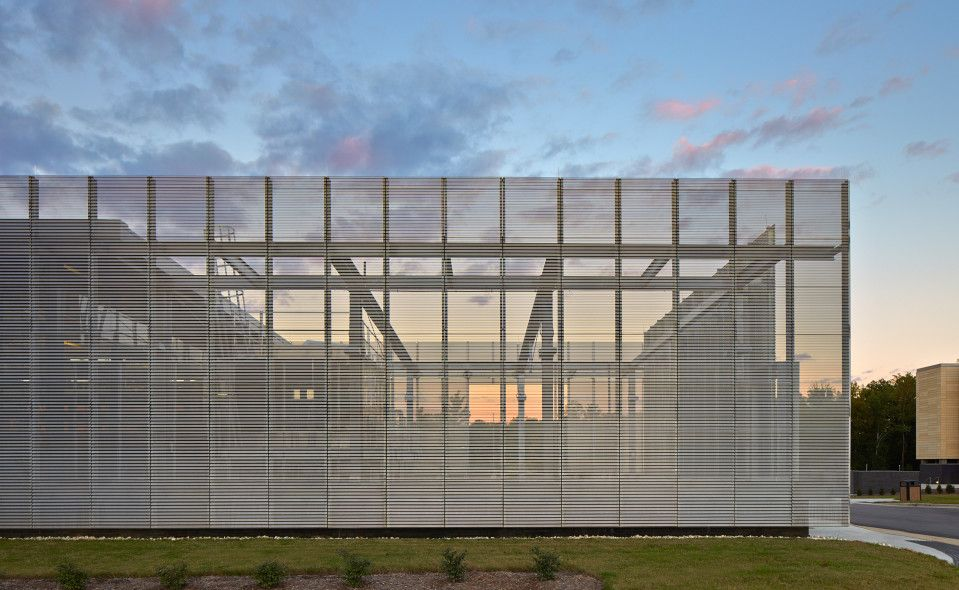 Wake Tech Regional Plant Raleigh, North Carolina (With