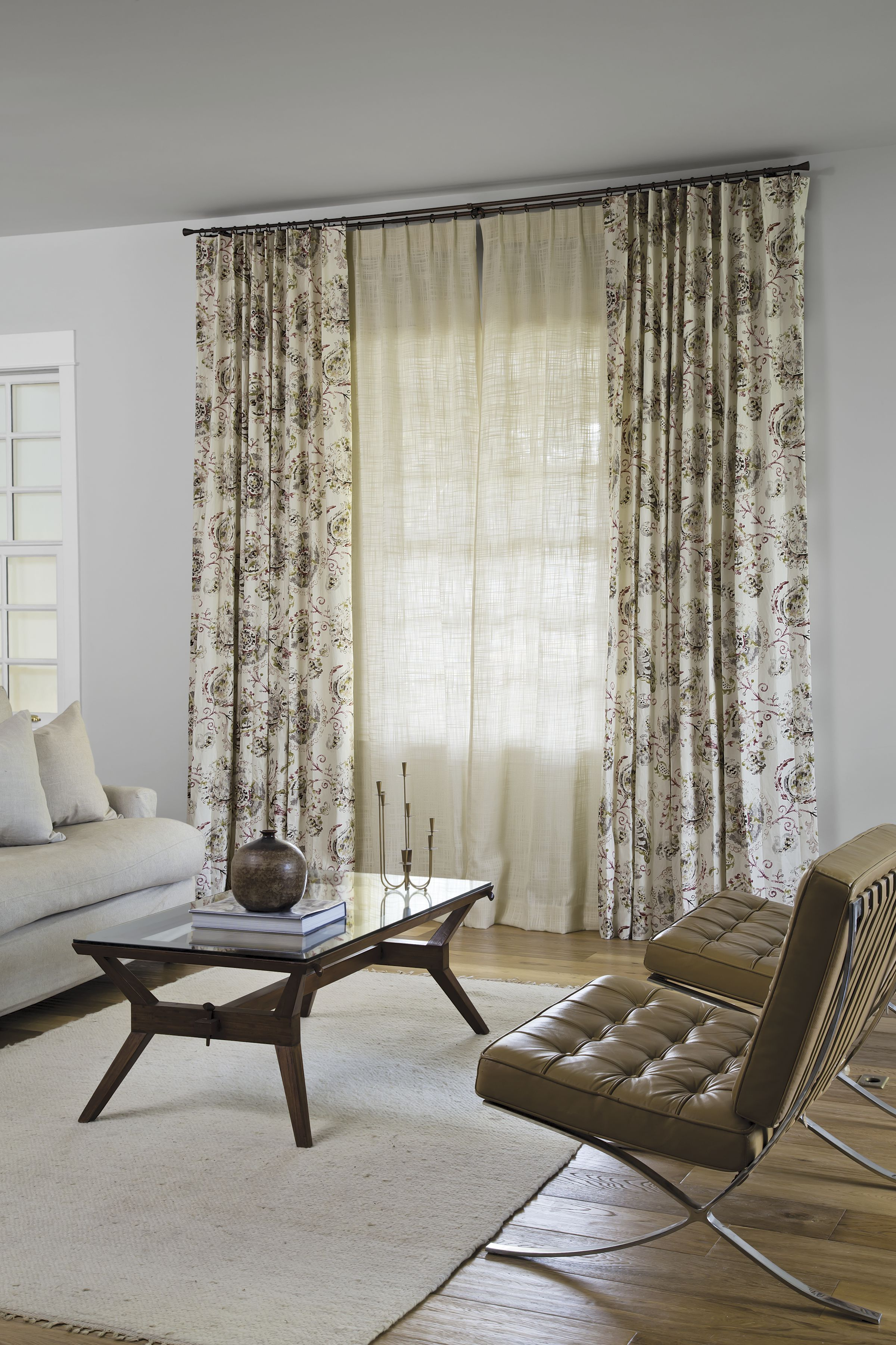 century modern past beautifully the mid blend living images room to curtain curtains ideas