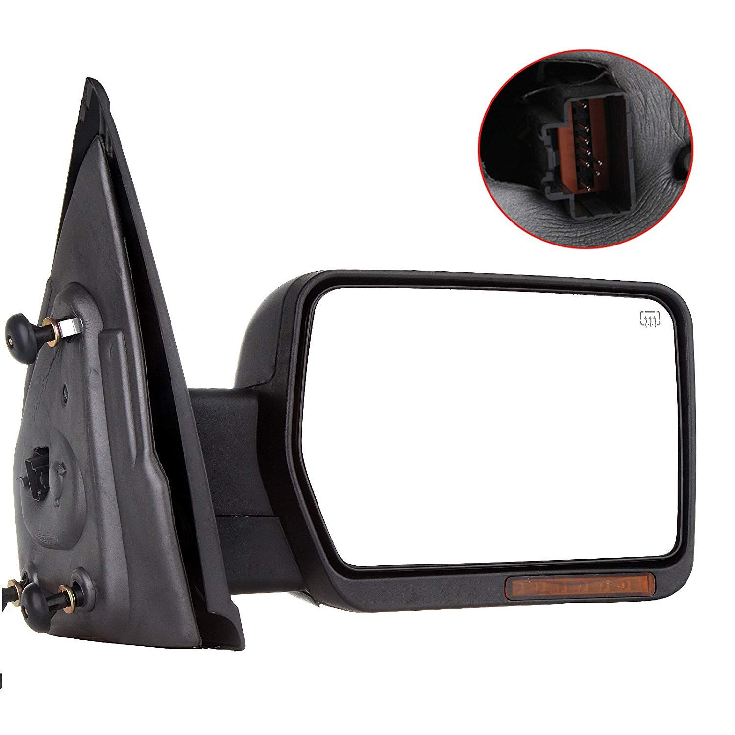 SCITOO Towing Mirrors, fit Ford Exterior Accessories