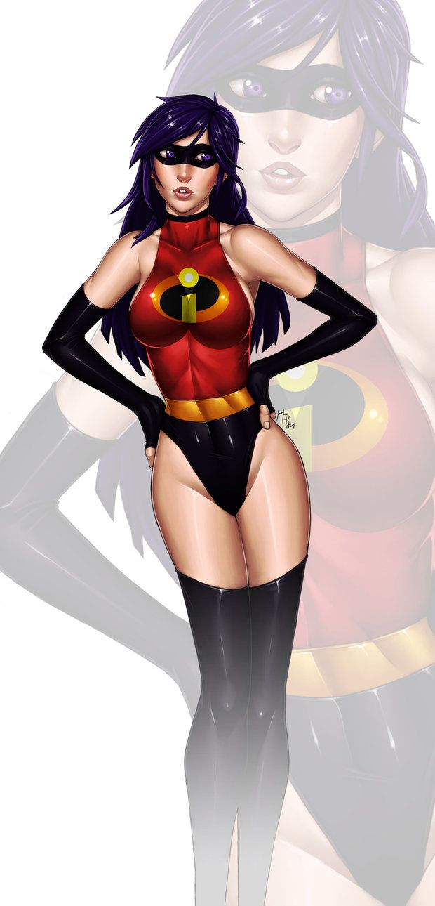 sexy Violet incredibles
