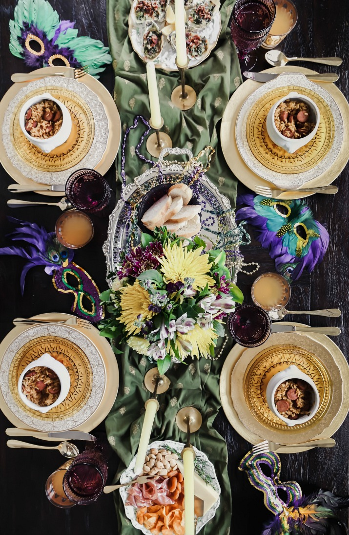 I had just moved to halifax (on the east coast in party themes for prom and special events. How to Host a Mardi Gras Party themed dinner for adults ...