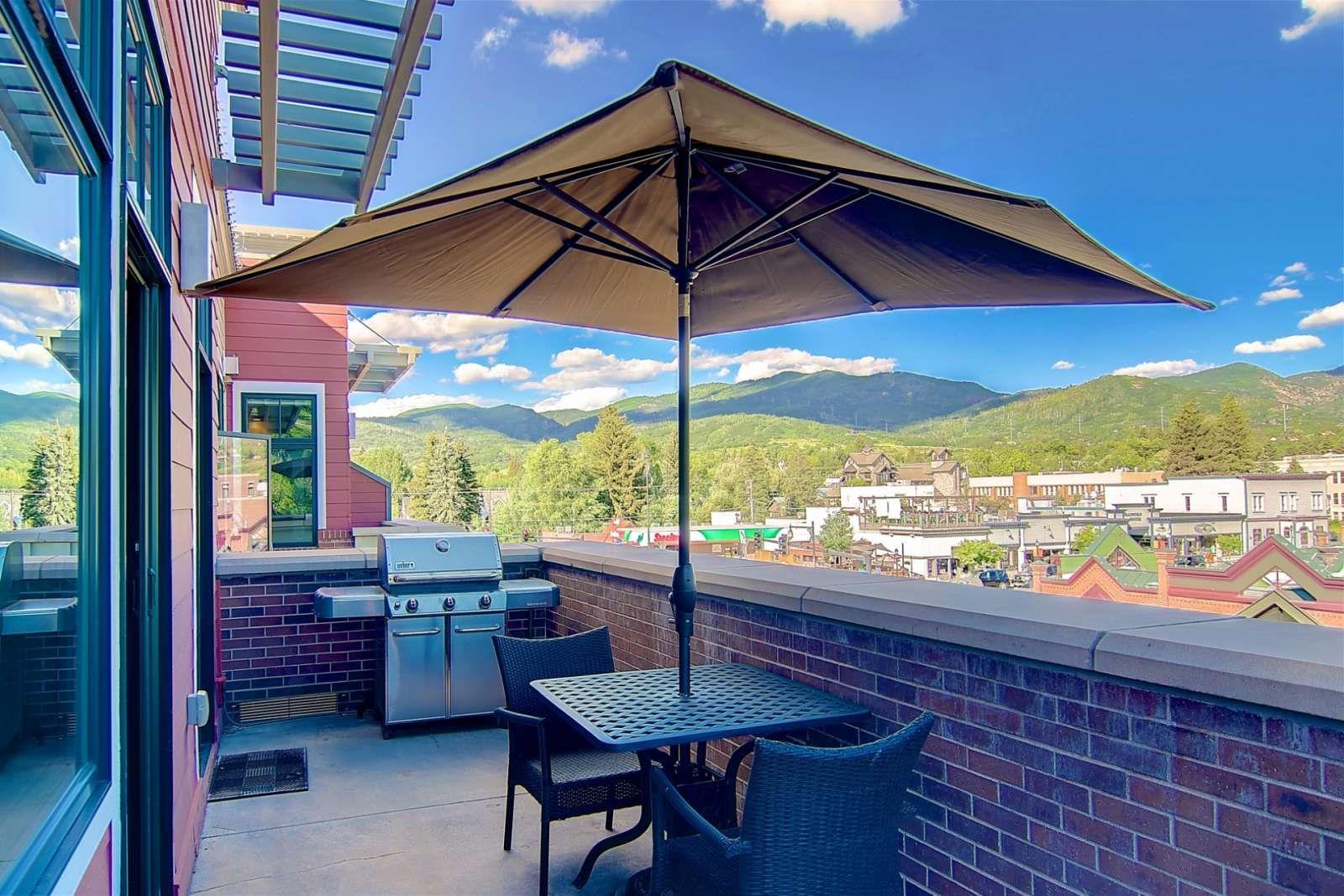 Steamboat Springs Vacation Rental Downtown Howelsen B301