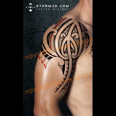 Maori stingray mantaray tattoo design tattoos Pinterest