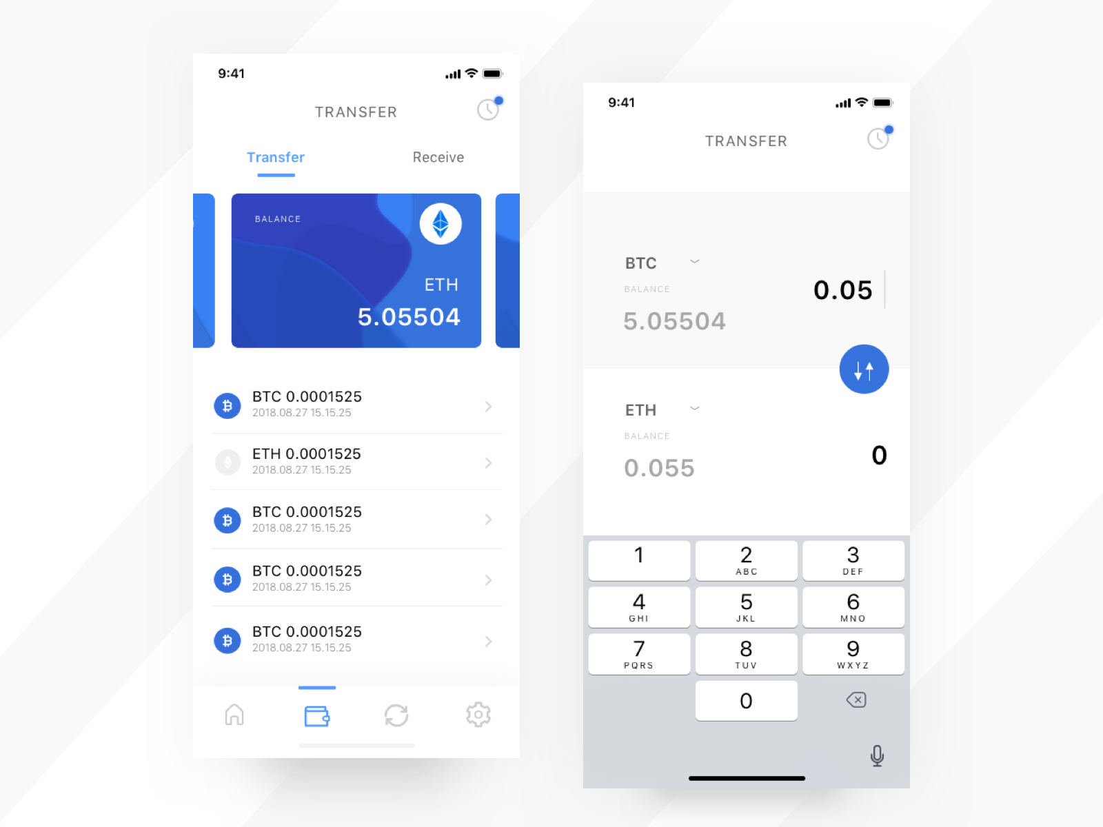 how to transfer cryptocurrency from wallet to wallet