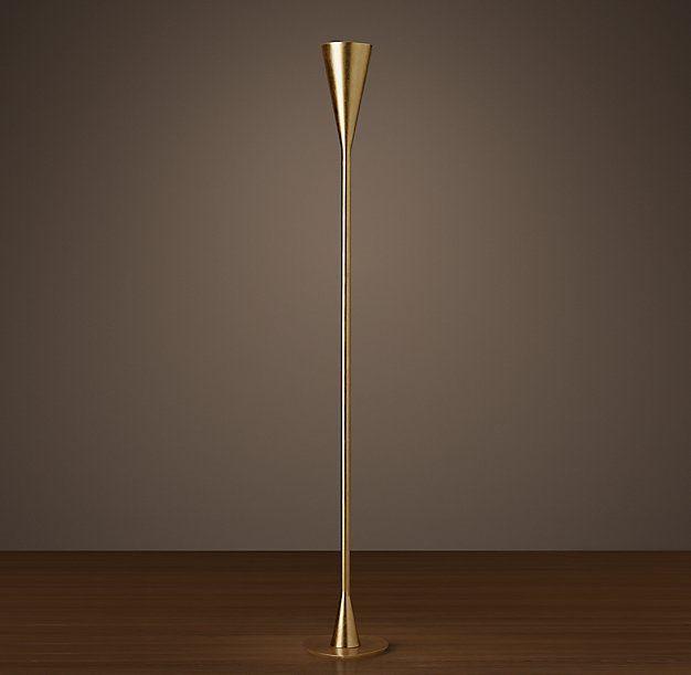 1950s Torchiere Floor Lamp Torchiere Floor Lamp Floor Lamp Lamp