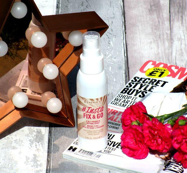 #Insta Fix & Go Setting Spray by Rimmel #15