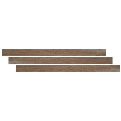 Msi Forrest Brown 1 4 In Thick X 1 3 4 In Wide X 94 In Length Luxury Vinyl T Molding Large Stair Nosing Luxury Vinyl Wood Vinyl