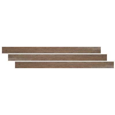 Msi Forrest Brown 1 4 In Thick X 1 3 4 In Wide X 94 In Length Luxury Vinyl T Molding Large Stair Nosing Luxury Vinyl Wood Vinyl