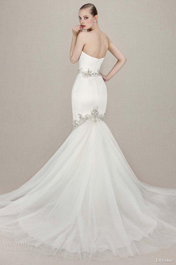 7c75540d993ab Enzoani 2016 Wedding Dresses | Bridal Gowns | Pinterest | Wedding ...