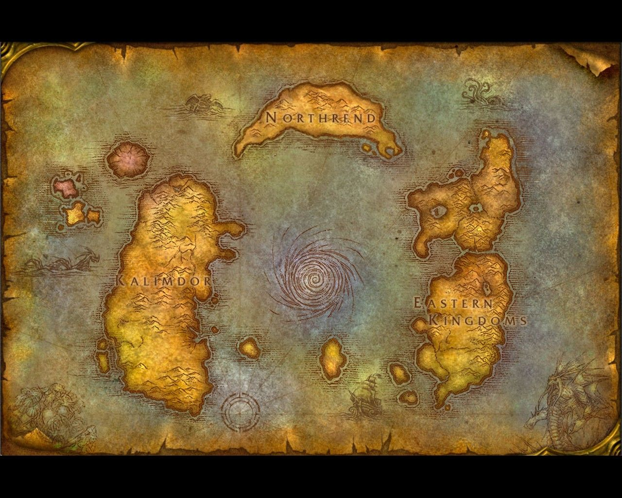 wow cartographe wotlk
