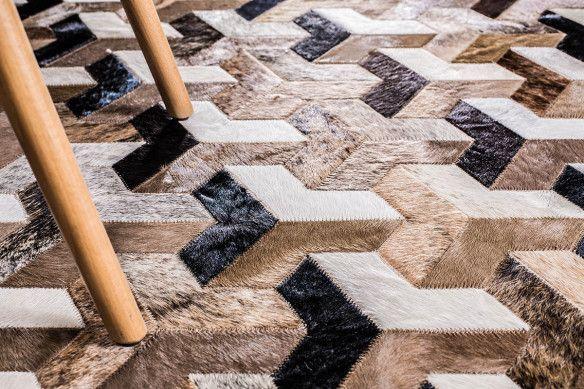 Fellteppich Infinity Pinterest - Kuhfell Teppich Wohnzimmer