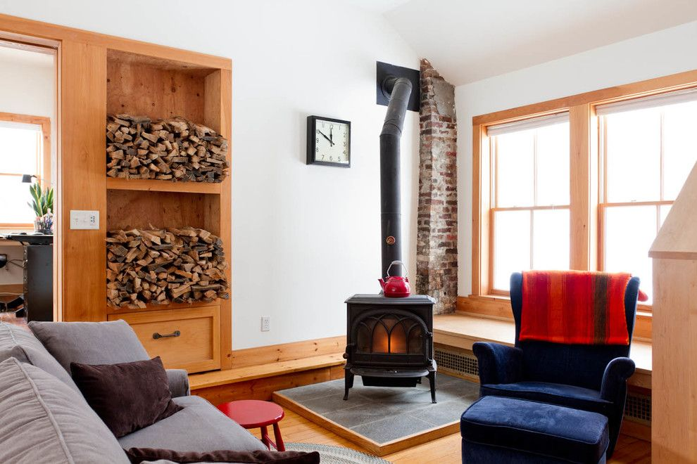 Have You Ever Heard About Wood Stove Living Room Cozy